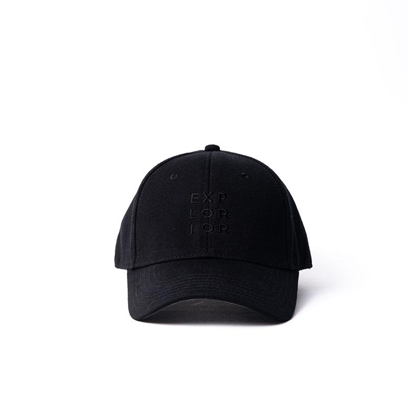Explorior Cap Black Front