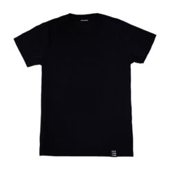 Explorior Minimalist T-Shirt Black