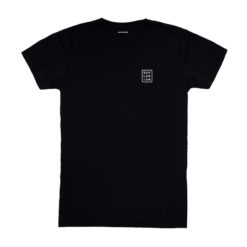 Explorior Original T-Shirt Black Front